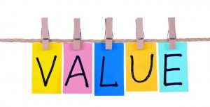 Get Real About Value